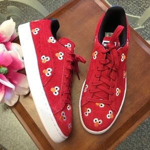 New puma Sesame Street Street collab sneakers